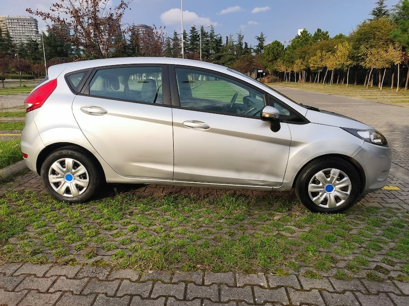 2011 Ford Fiesta 5K 1.4 68PS TDCi TREND 3