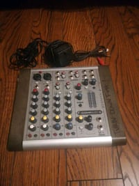 Soundcraft mixer & cables Victoria, V8Z 5T3