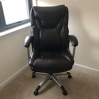 Leather High-Back Office Chair Arlington, 22204
