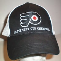 Philadelphia Flyers NHL 1975 Stanley Cup Champions Adjustable Cap Budlight NWT  London