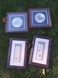 wooden frame pictures Springfield, 22153