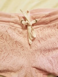 Pink lace shorts Essex, 21221