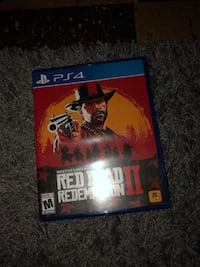 PS4 red dead redemption 2 Richmond, 23219