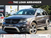 2017 Dodge Journey with 59142km and 100% approved financing Toronto