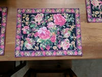 April Cornell placemats 8 Stafford, 22554