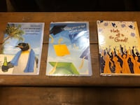 Greeting Cards - Grad, Birthday, Thanks 2for$1 over 100 cards New Westminster, V3M