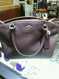Coach leather purse!