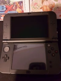 *Price Drop*(New) Nintendo 3DS XL Black, 1 game.  Edmonton, T5S 2C3