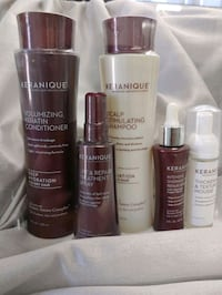 Keranique Hair Regrowth products