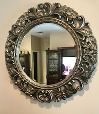 Large Round exquisite Imported mirror. Miller Place, 11764
