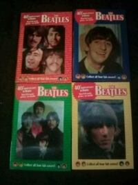 4 book set Beatles books. Baltimore, 21225