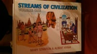 Streams of Civilization volume one book by Mary St Logan, 43138