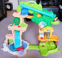 Like New Fisher-Price Share & Care Safari - $40 Toronto, M9B 6C4