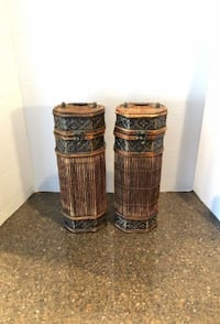 "Set of 2 - 14""decorative storage boxes $9 for both Manassas, 20112"