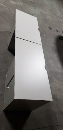 Office Desk with Cabinet for Sale