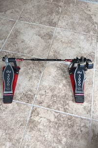 DW5000 double bass pedal