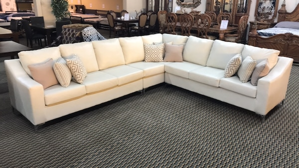 Air Leather Sectional  0