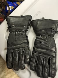 pair of black leather gloves Knoxville, 37931