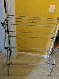stainless steel clothes drying rack Severn, 21144