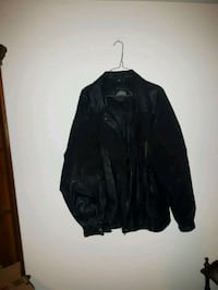 Rich Leather Company XL Jacket-Black Smithville, L0R