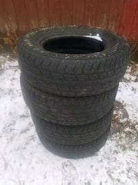 265/70/17 set of tires Plymouth, 46563
