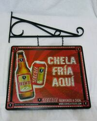 New Tecate Sign Limited Edition Home Decoration Rancho Cucamonga, 91739