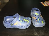 Toddler size 8-9 crocks  Kettering, 45440