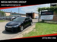 Honda Civic Sedan 2016 Redford
