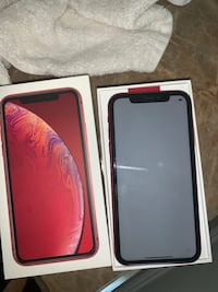 Red Iphone xr 64g at&t North Bergen, 07047
