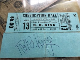 Convocation Hall admission ticket