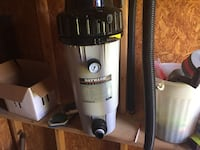 Black and gray craftsman vacuum cleaner Parkville
