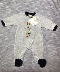 Lot of brand new baby clothes  Toronto, M9A 4J6