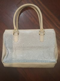Whiting and Davis Vintage Antique Metal Mesh Purse Cream Ivory Handbag New Orleans, 70114