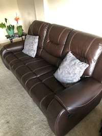 Super deal!!!!Umber Sofa recliner for Sale! Alexandria, 22312