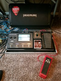 Headrush complete setup