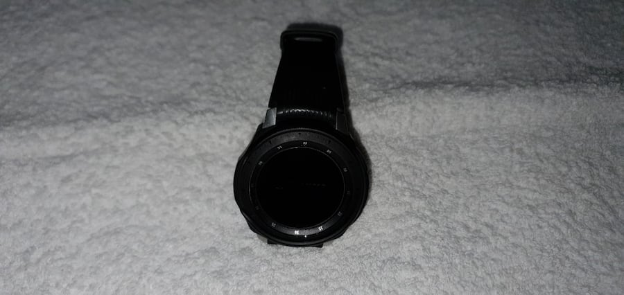 SAMSUNG GALAXY WATCH 46 MM  be89983c-ce44-47c5-a1dd-094177d2e410