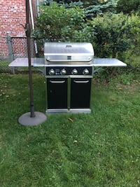 gray and black gas grill Arlington, 22204