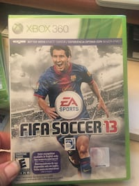 NEW - UNOPENED FIFA Soccer 13 - Xbox 360 Burnaby