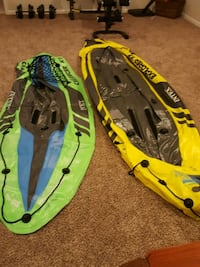 1 person and 2 person Kayaks Cicero, 46034