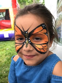 Professional Face painting Manassas