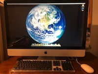 "27"" iMac in great condition 2010 Toronto, M6H 2L9"
