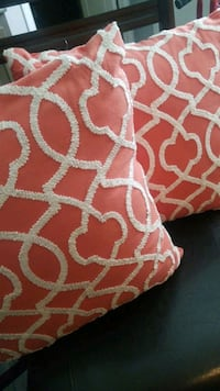 red and white floral textile Gainesville, 32608