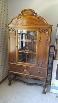 Antique Display Cabinet Owings Mills