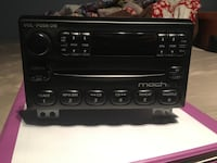 99-04 Ford Mustang stock radio