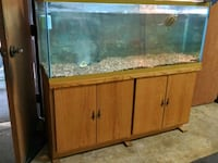 XL Aquarium Cabinet/Stand *no tank*just stand Milpitas, 95035