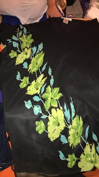 black, green, and blue floral apparel Atmore, 36502