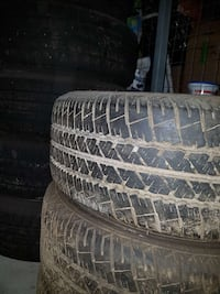 two auto tires Mississauga, L5B 1P3