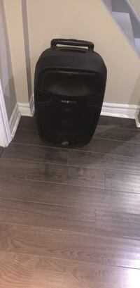 Pyle speaker with bass and can be used as a PA Brampton, L6P 1K3