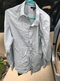 Banana Republic Dress Shirt (L) Niles