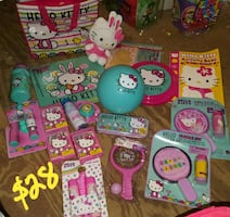 New hello kitty toys bundle